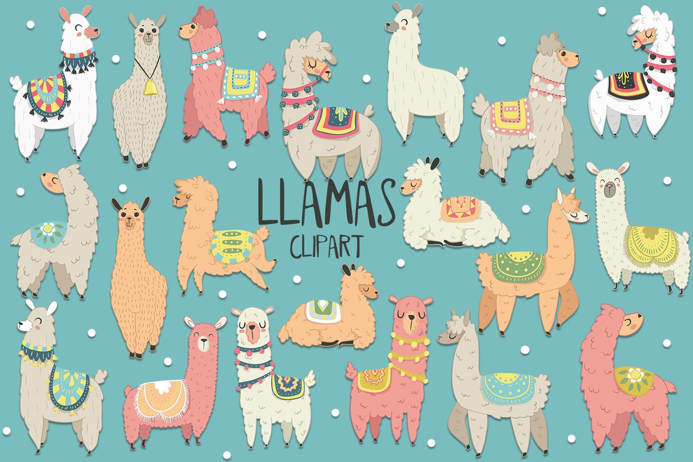 Llamas example image 1