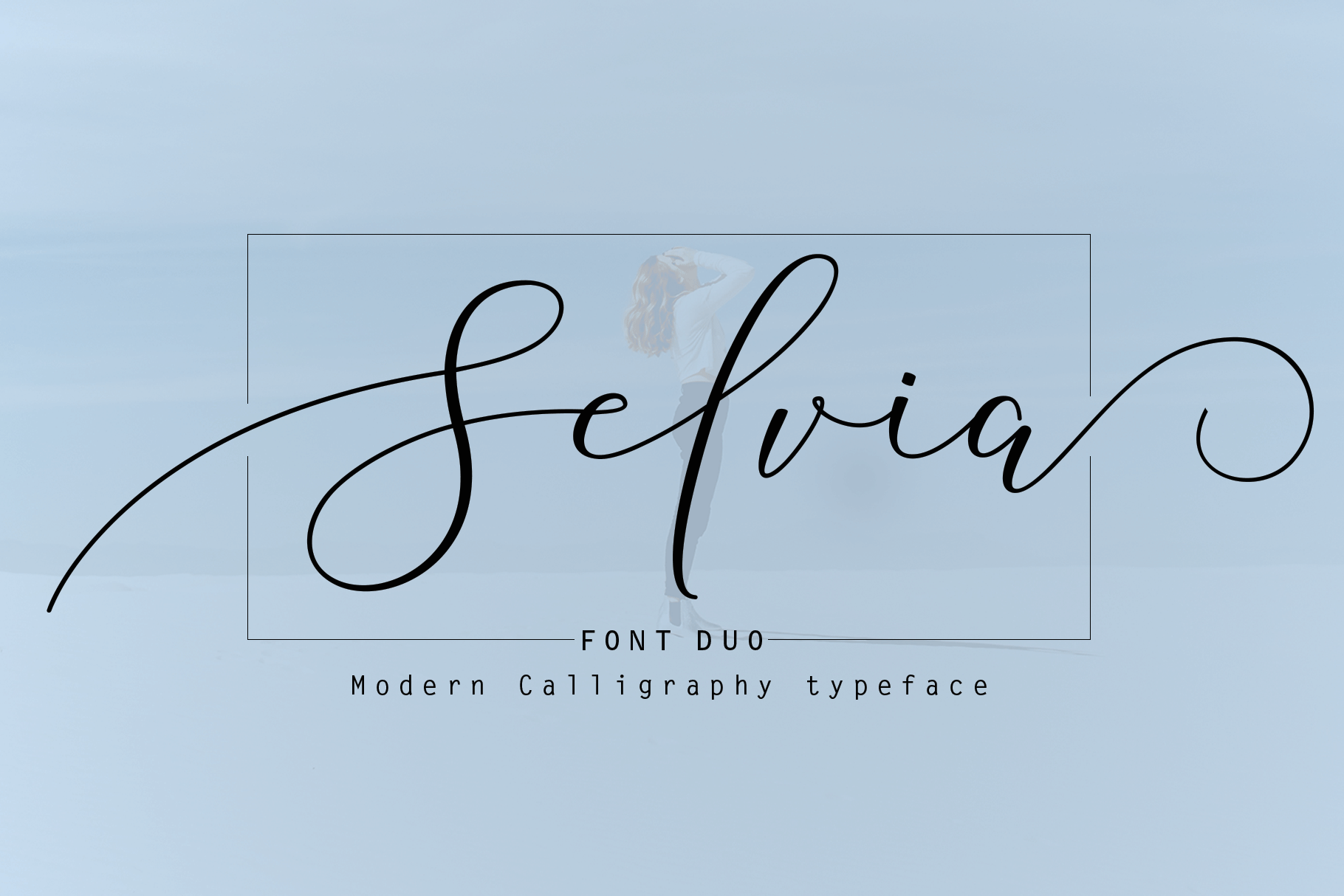 Selvia Font Duo example image 1