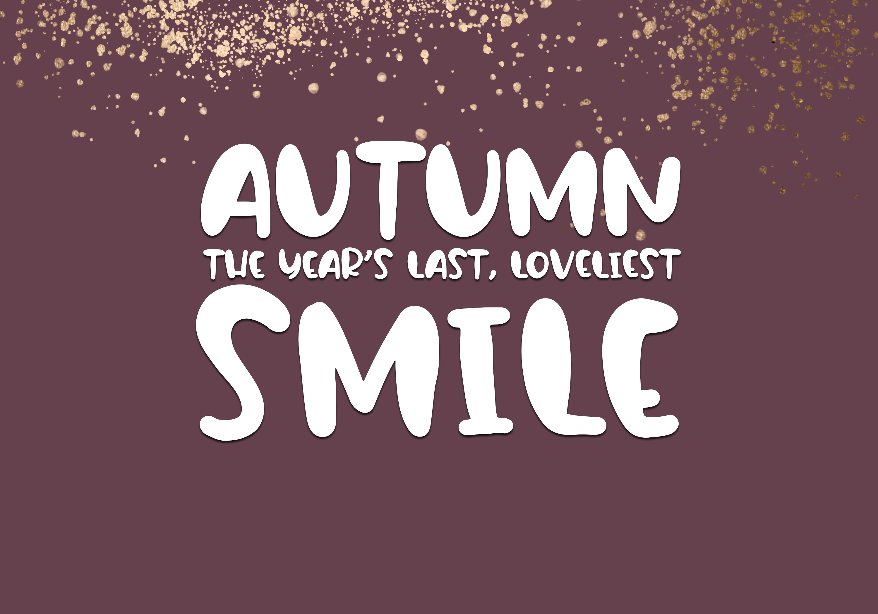Apple Cider - A Bubbly Handwritten Font example image 2