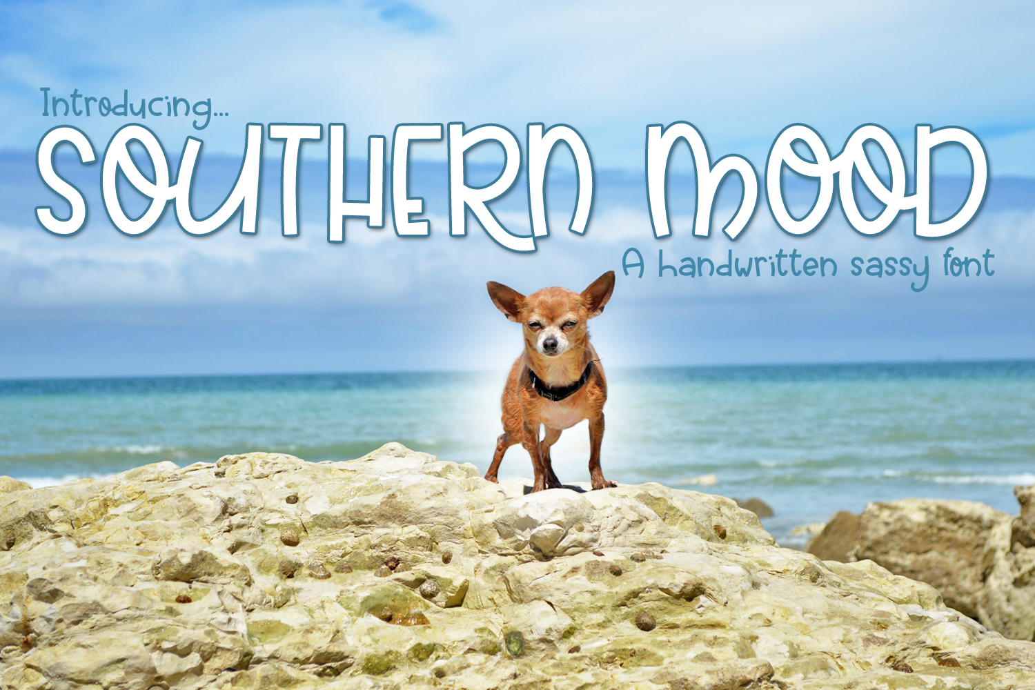 Southern Mood - a sassy handwritten font example image 2