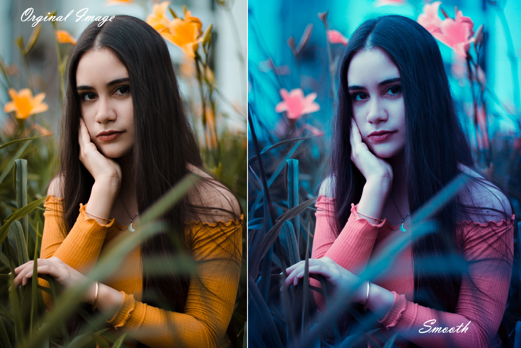 100 Smooth Lightroom Presets example image 5