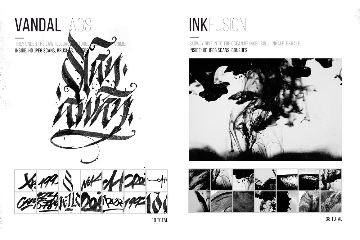 Graffiti Art Bundle example image 2