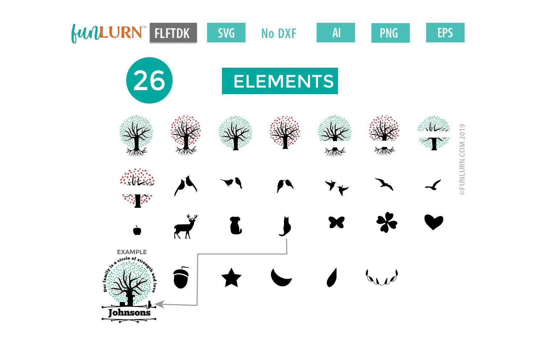 The Family Tree Design Kit example image 7