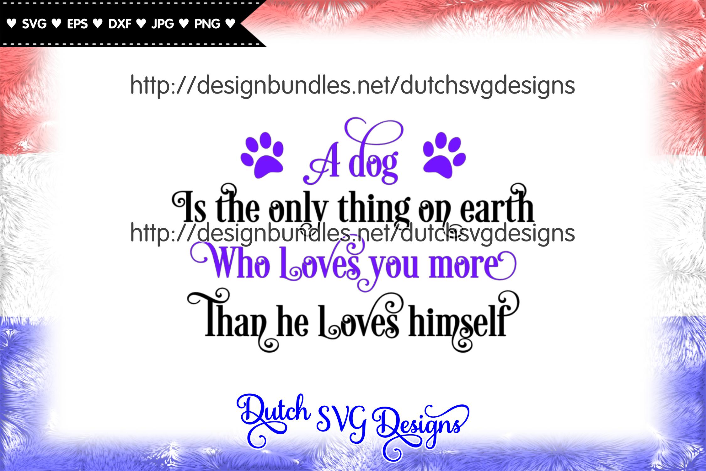 Dog text cut file, dog svg, dog cutting file, dog cut file example image 2