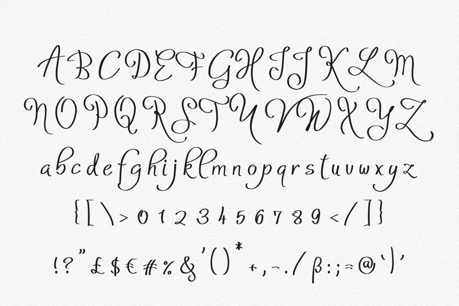 Atyla Font example image 5