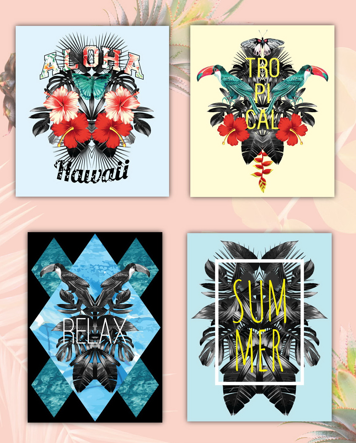 Paradise collection example image 3