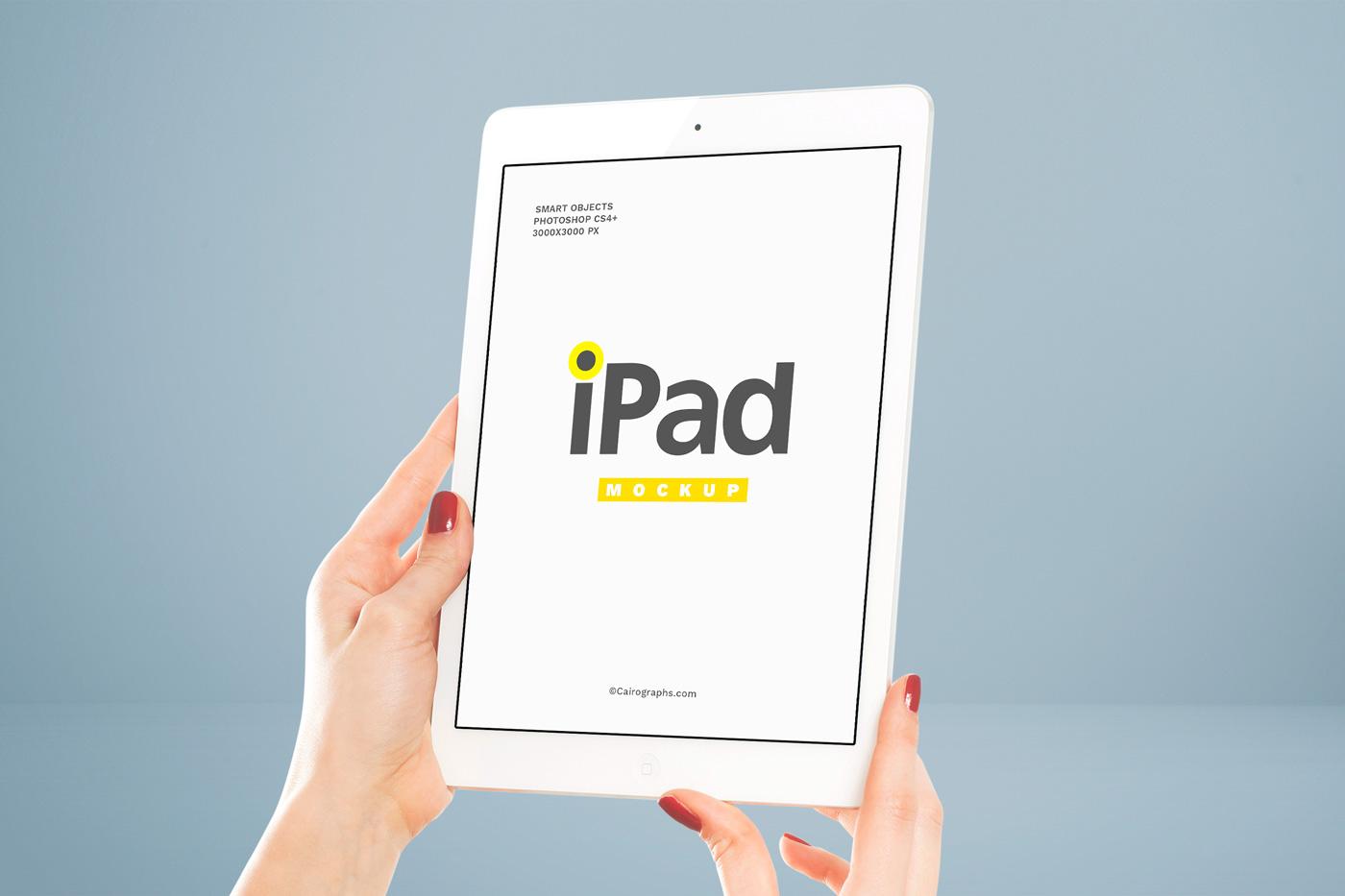 iPads Mockups example image 5