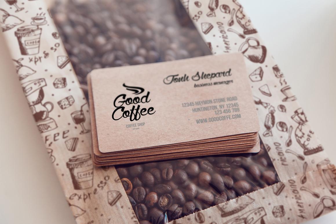 Coffee Branding Mock-up example image 8