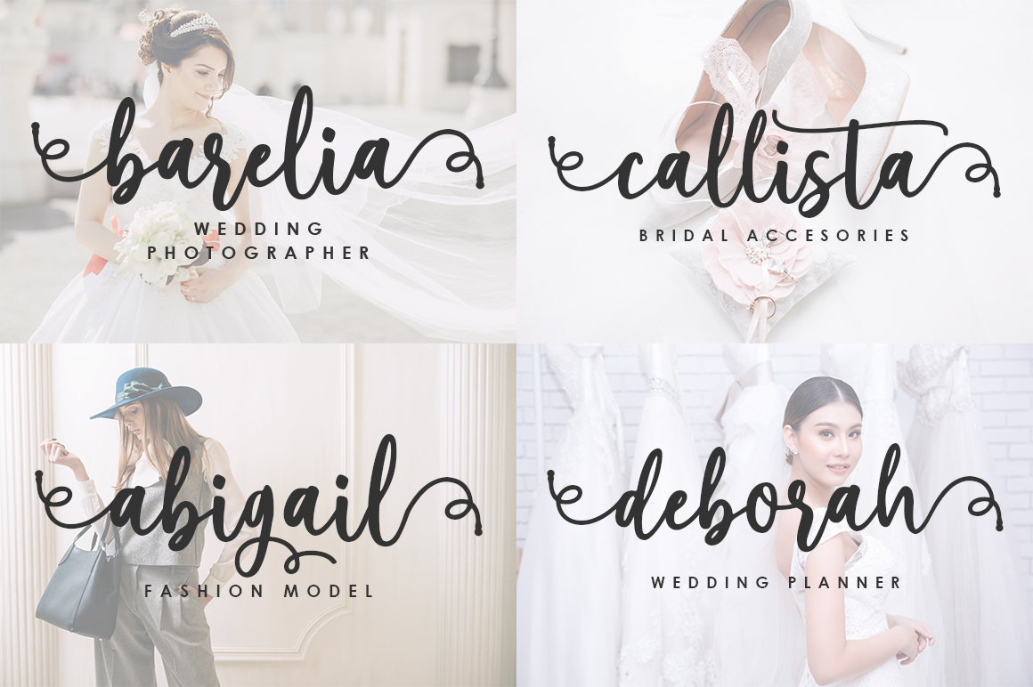 Marliesta | A Lovely Script Font example image 5