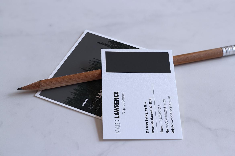 Minimalist Business Card Vol. 03 example image 4