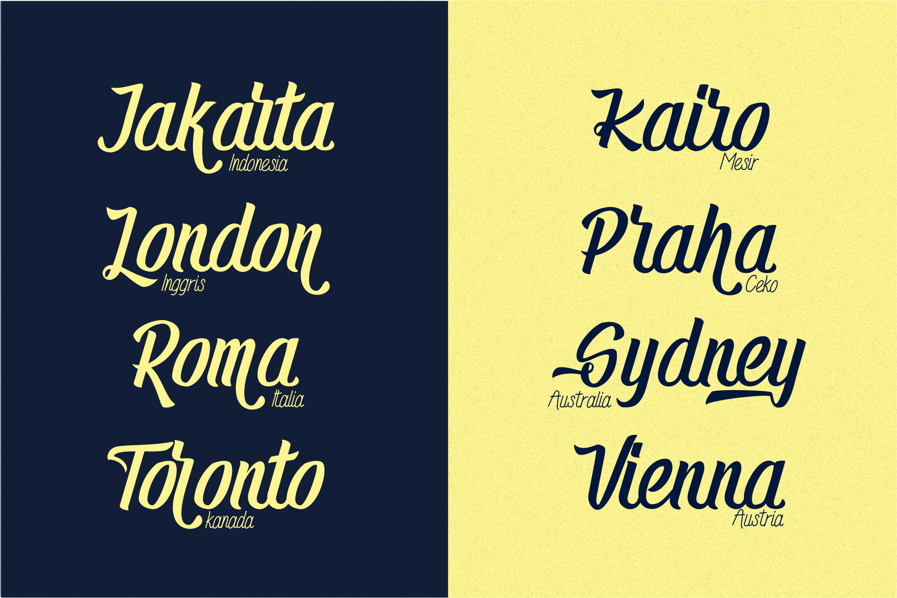 Randusary 3 Font example image 9