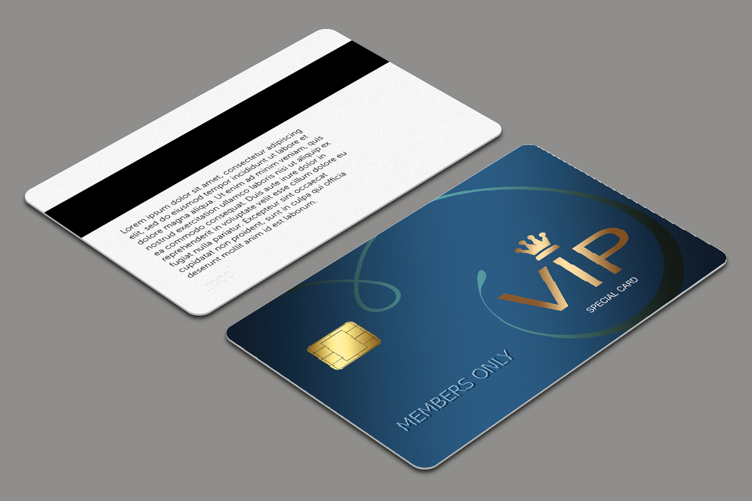 20 Luxury VIP Member Cards example image 10