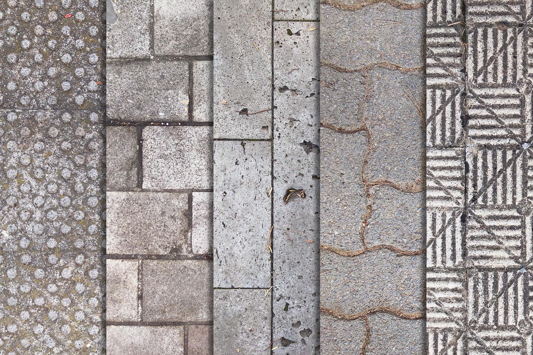 Street Floor Textures x10 example image 3
