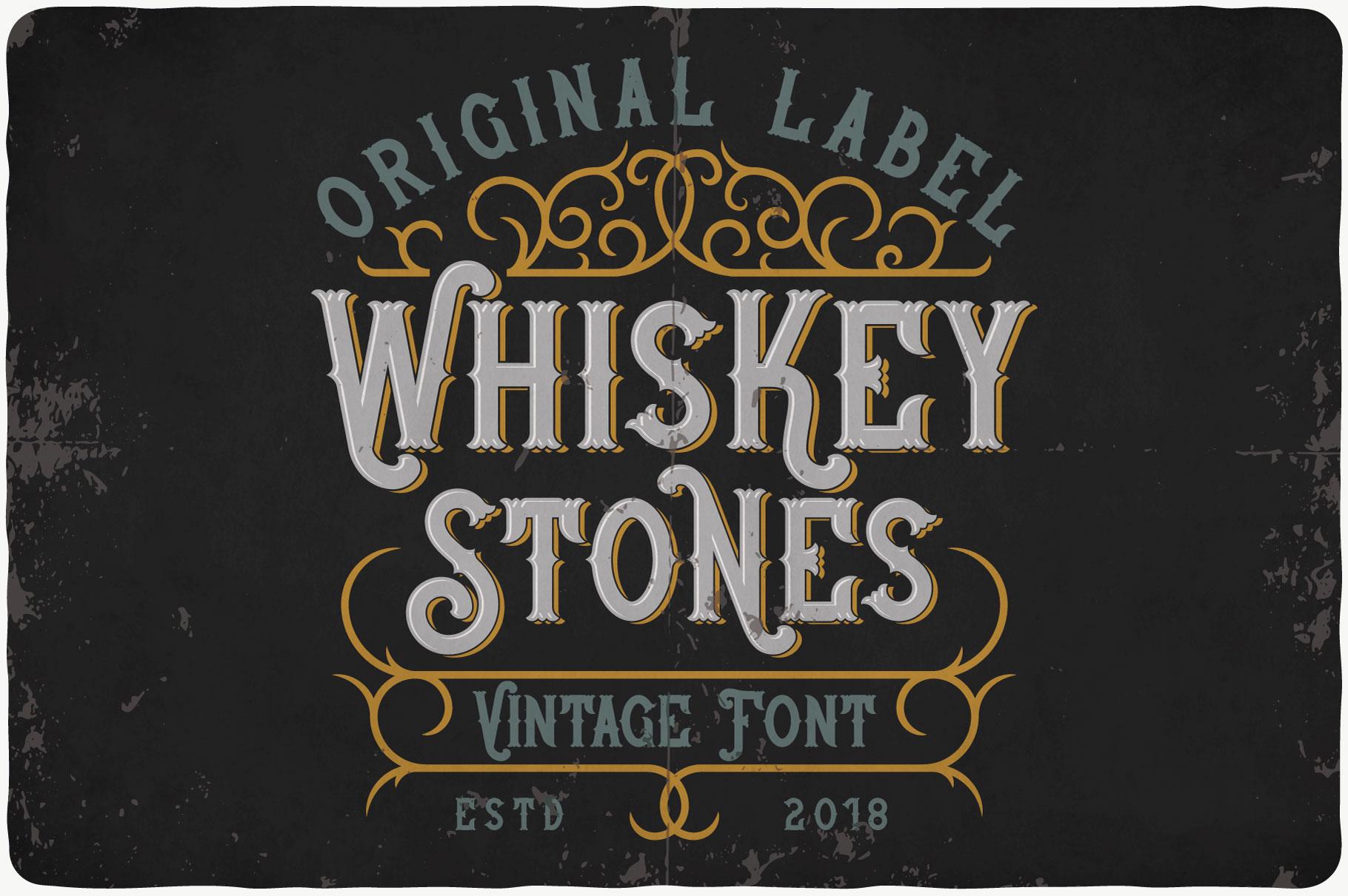 Whiskey Fonts Bundle example image 21