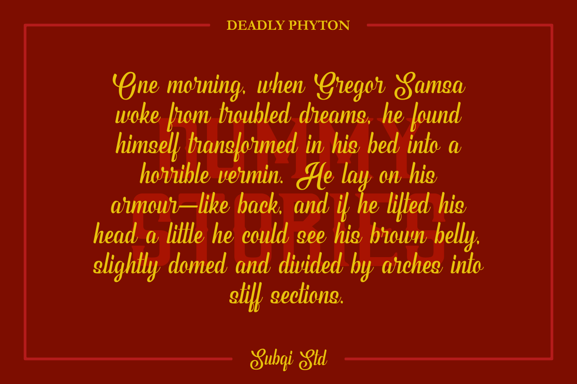 Deadly Phyton Combo 70% OFF example image 8