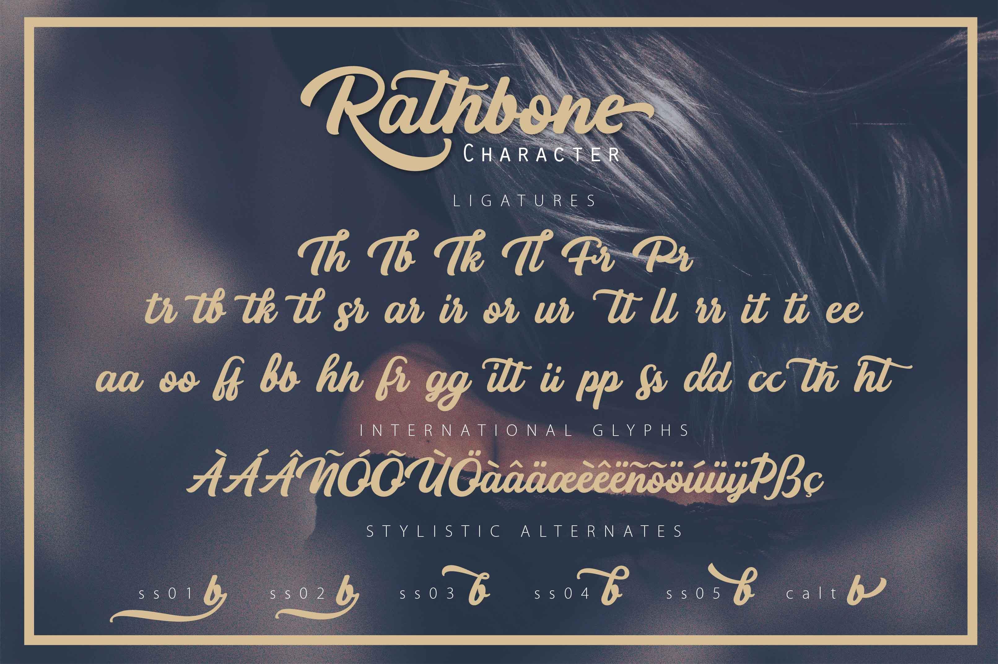 RATHBONE -Script example image 8