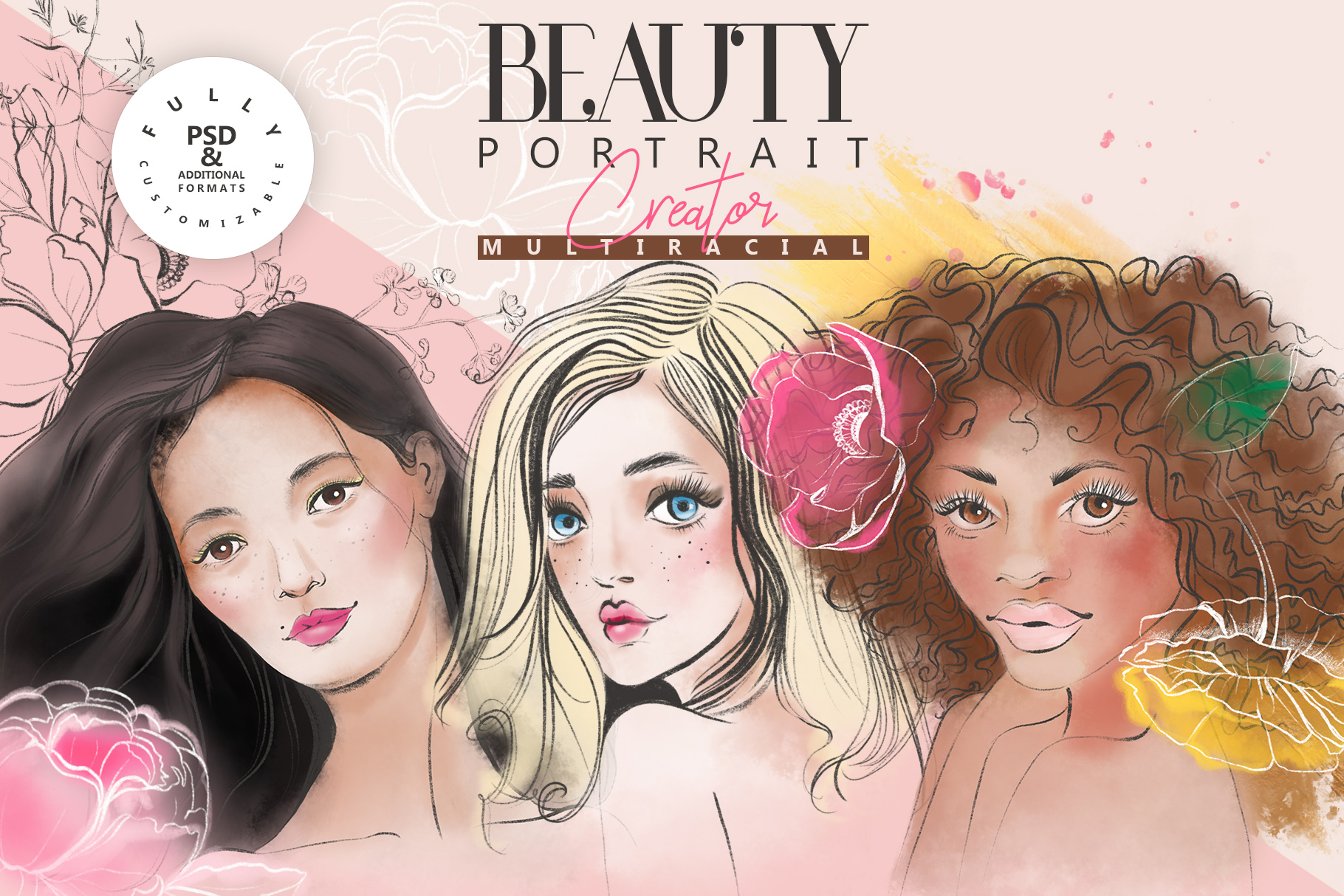 Beauty Portrait Creator example image 1
