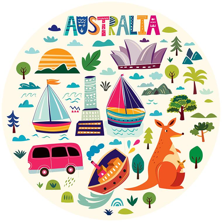 Australian symbols example image 6