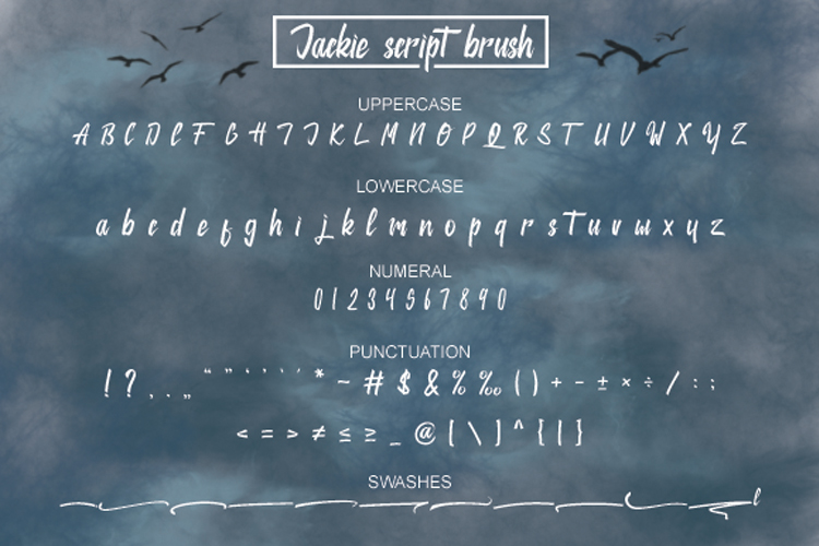 Jackie example image 4