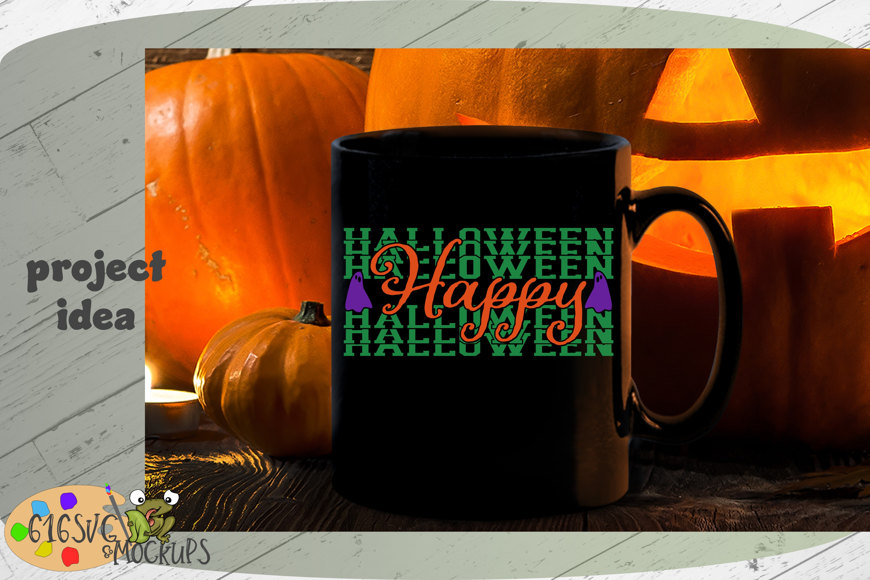 Happy Halloween SVG example image 2