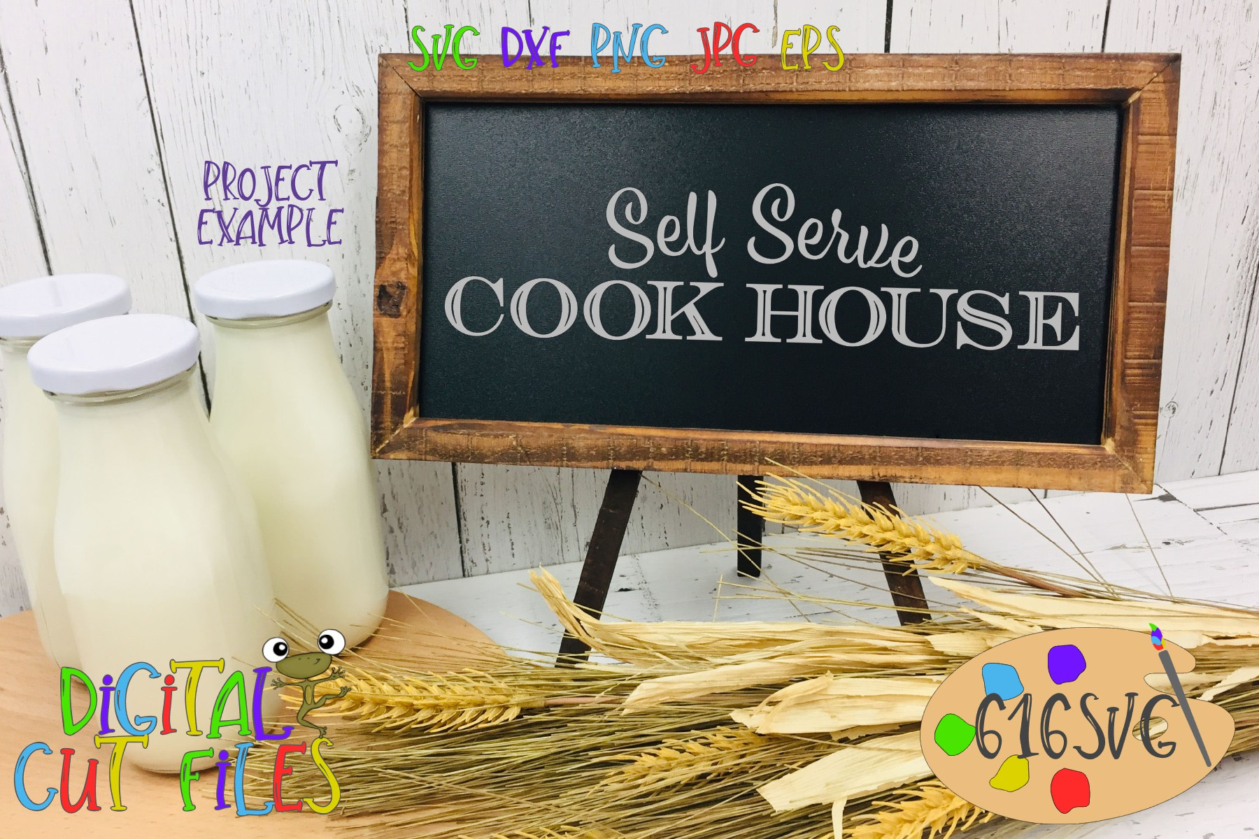 Kitchen Signs SVG example image 2