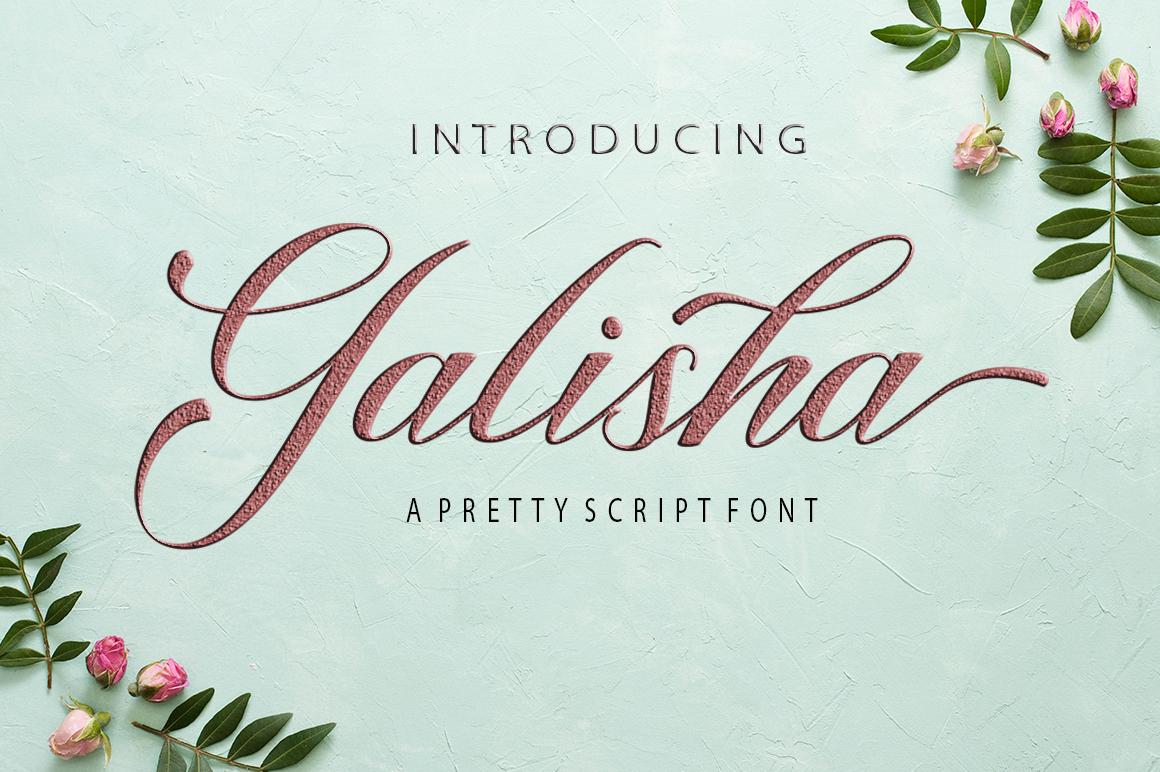 Galisha example image 1