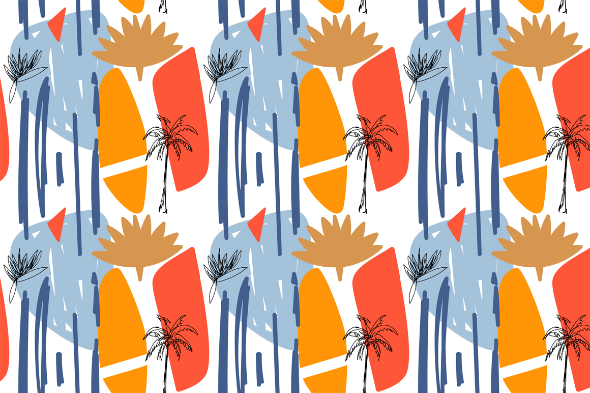 Summer patterns. example image 14