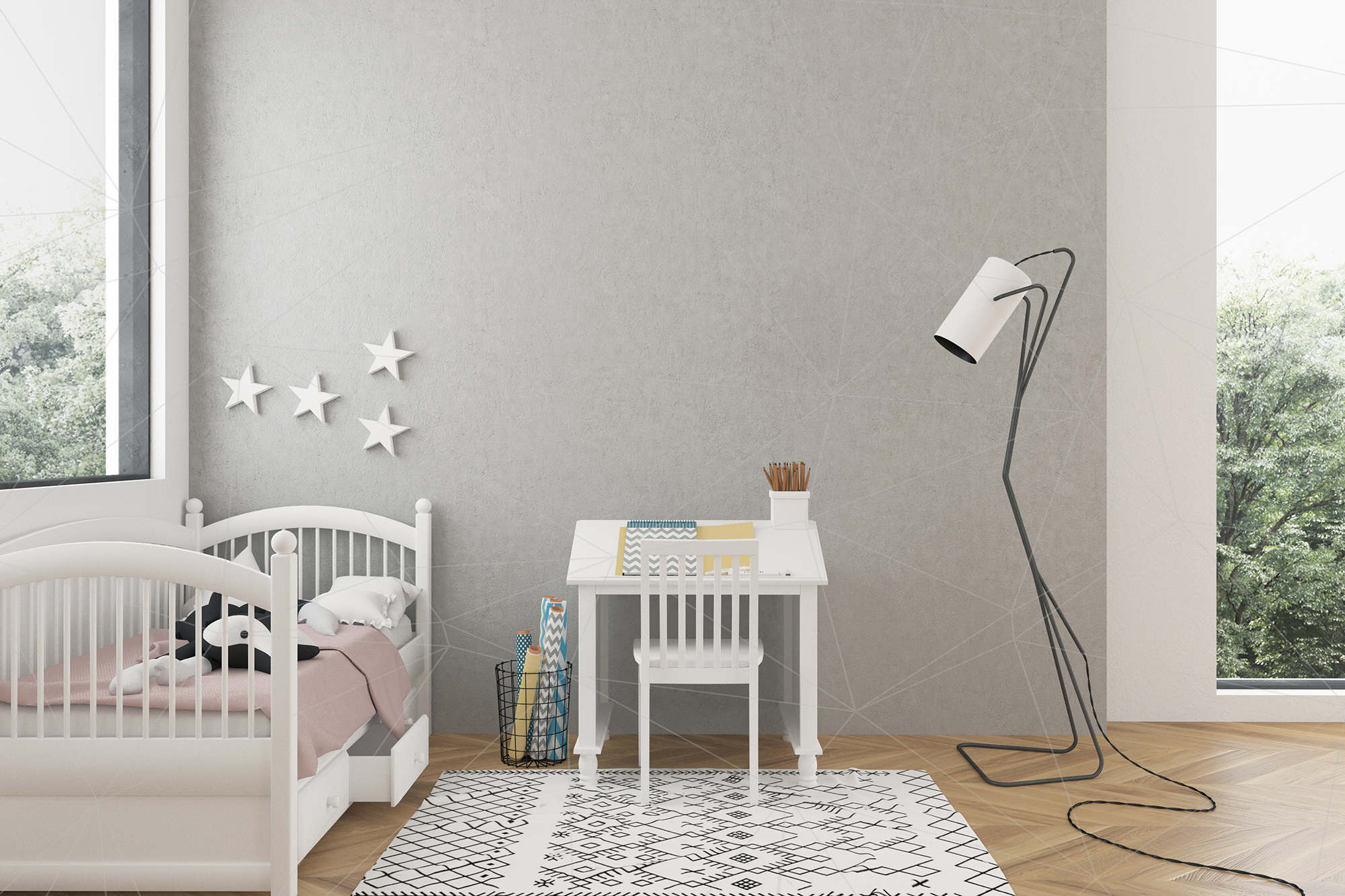Nursery interior bundle - 10 images 60 off example image 7