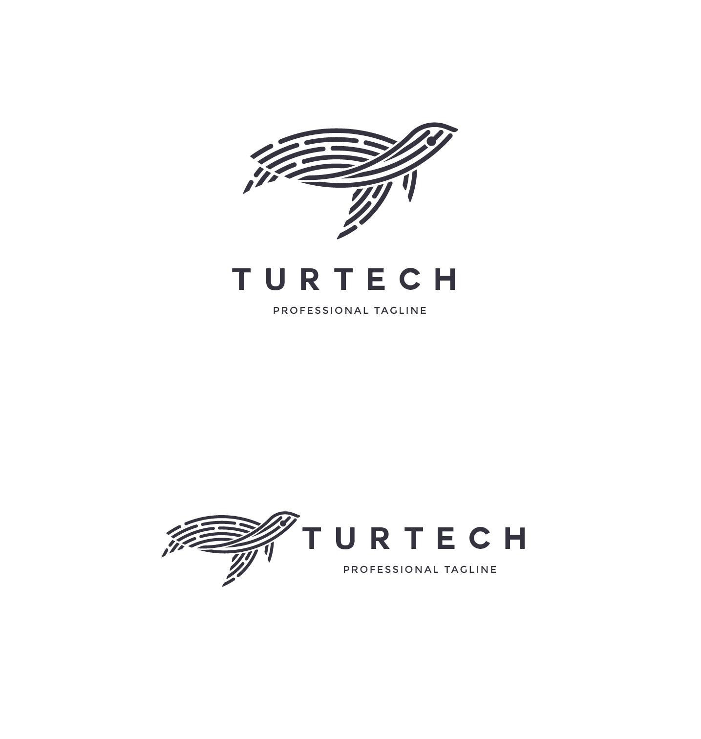 Animal Logo - Turtle Logo example image 6