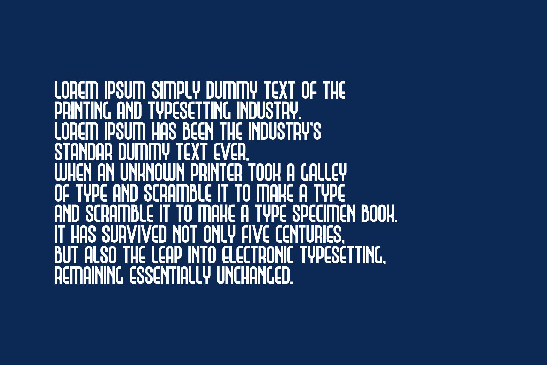 Epicologic Fonts 4 Style example image 2