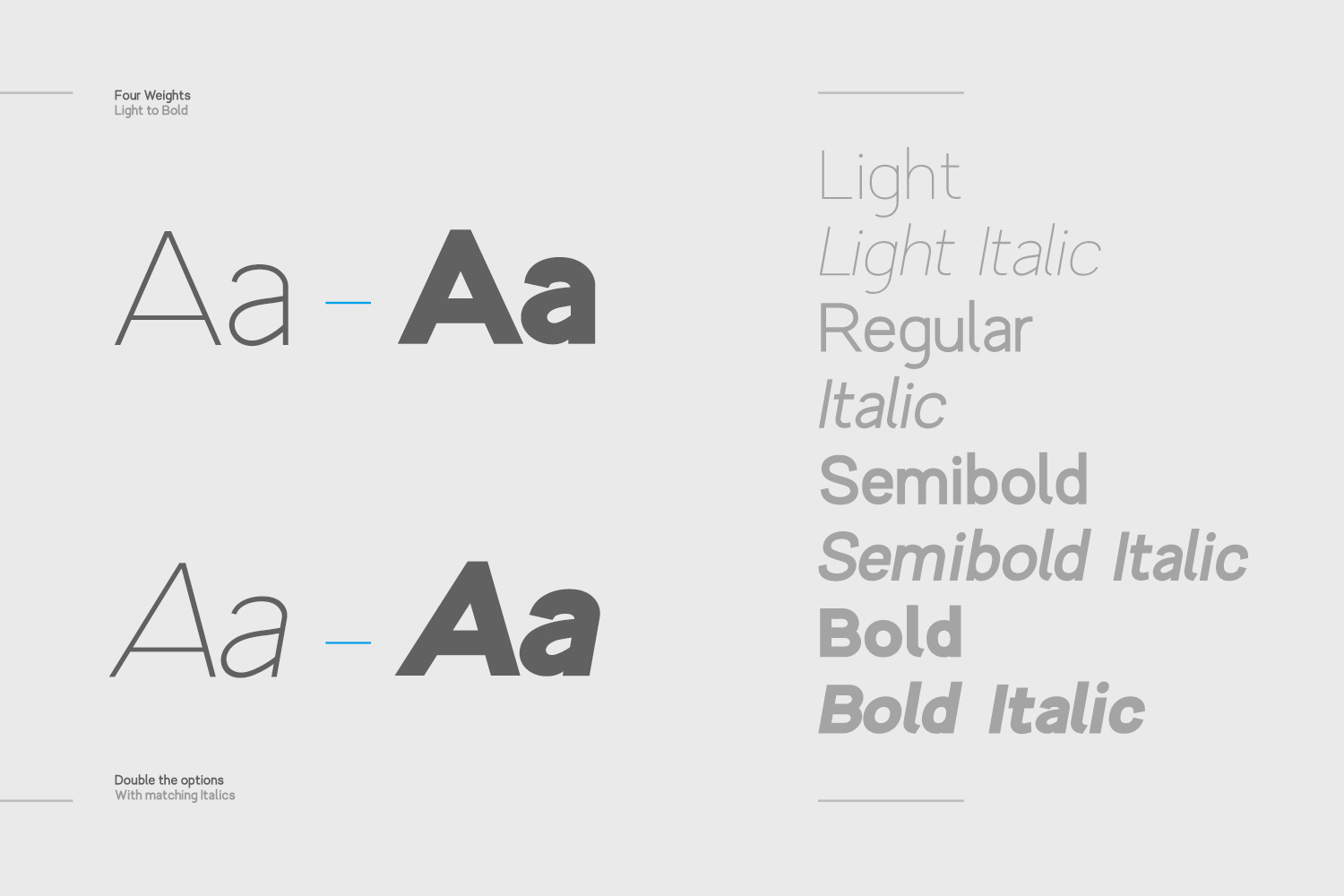 Brada - A Powerful Sans Font Family example image 7