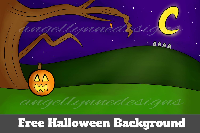 Cute Halloween Creatures Bundle example image 2