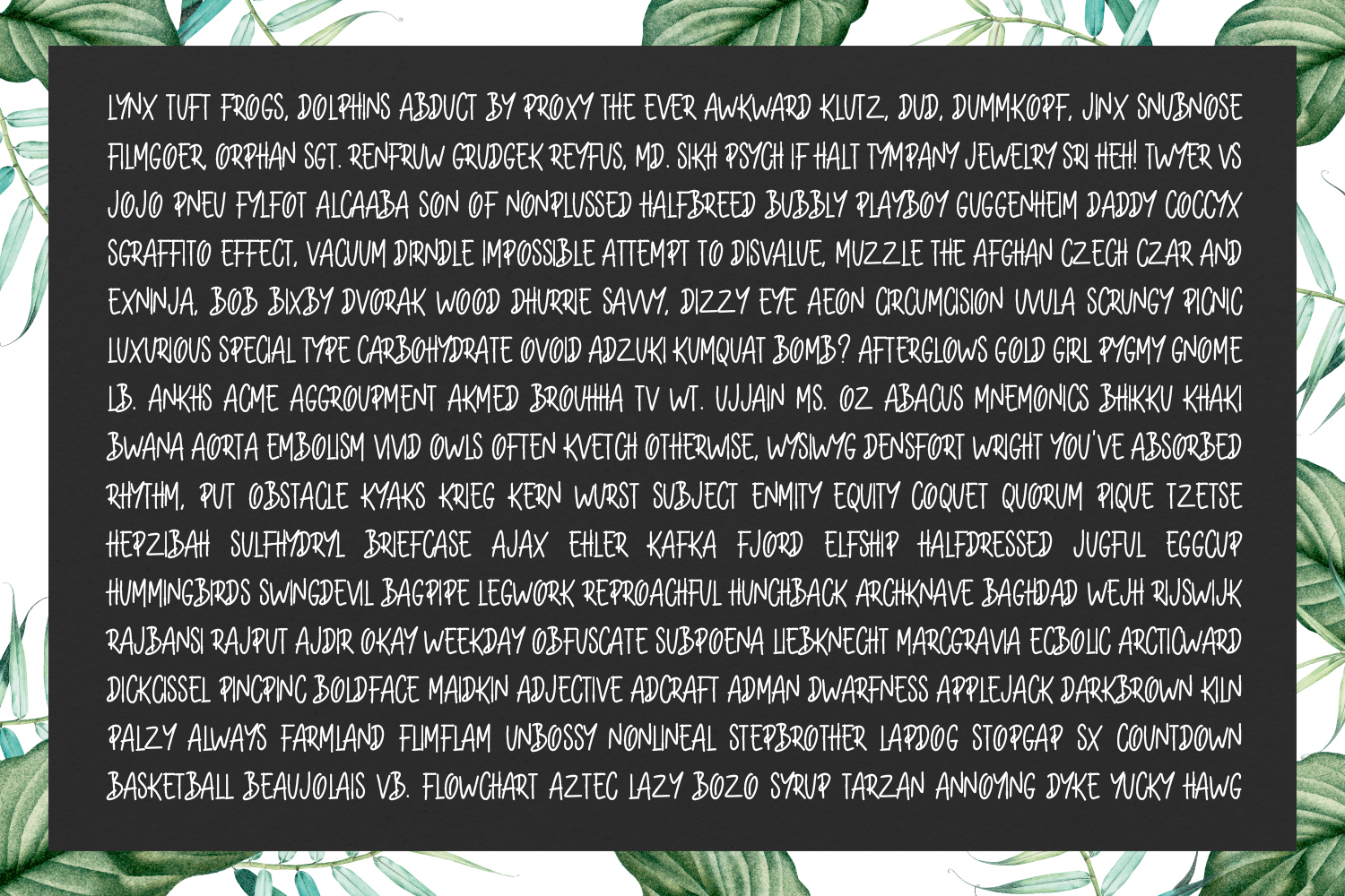 Mollysh Calligraphy Font example image 2