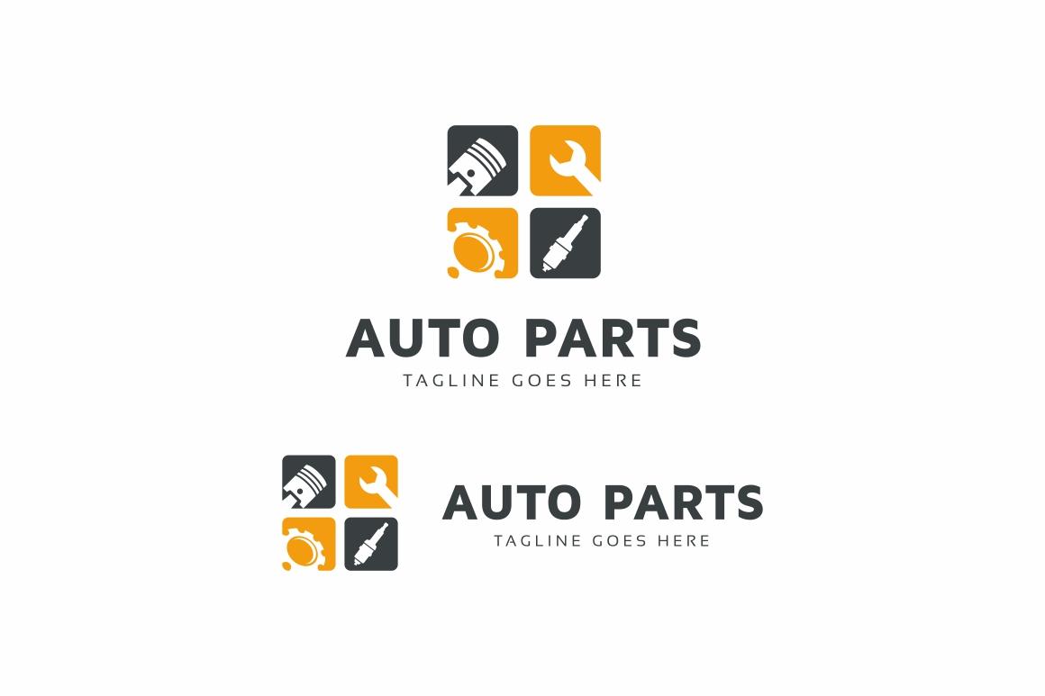 Auto Parts Logo example image 5