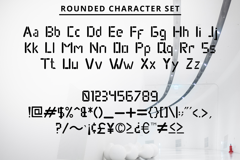 Nex Time Font example image 4