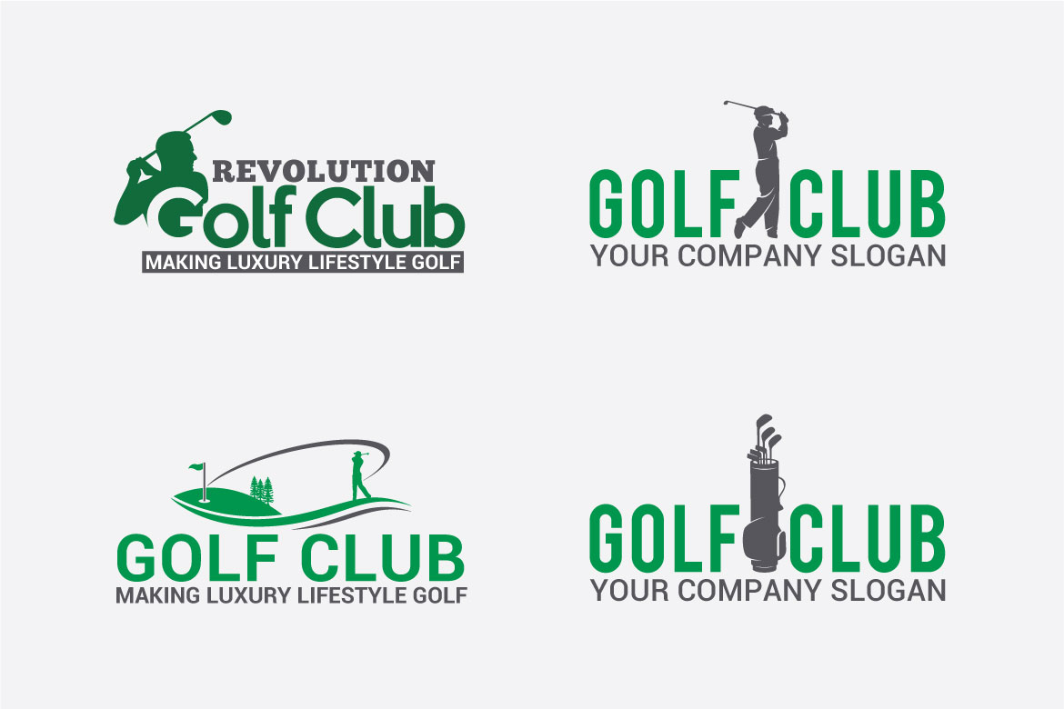 Golf Badges example image 4