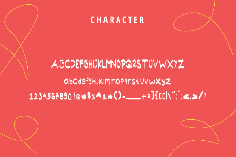Odense Handwritten Font example image 2