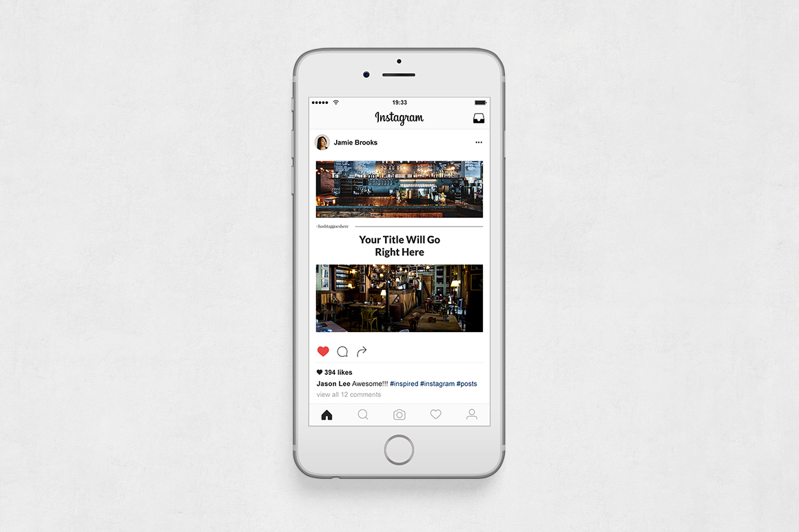 Restaurant Instagram Posts example image 6