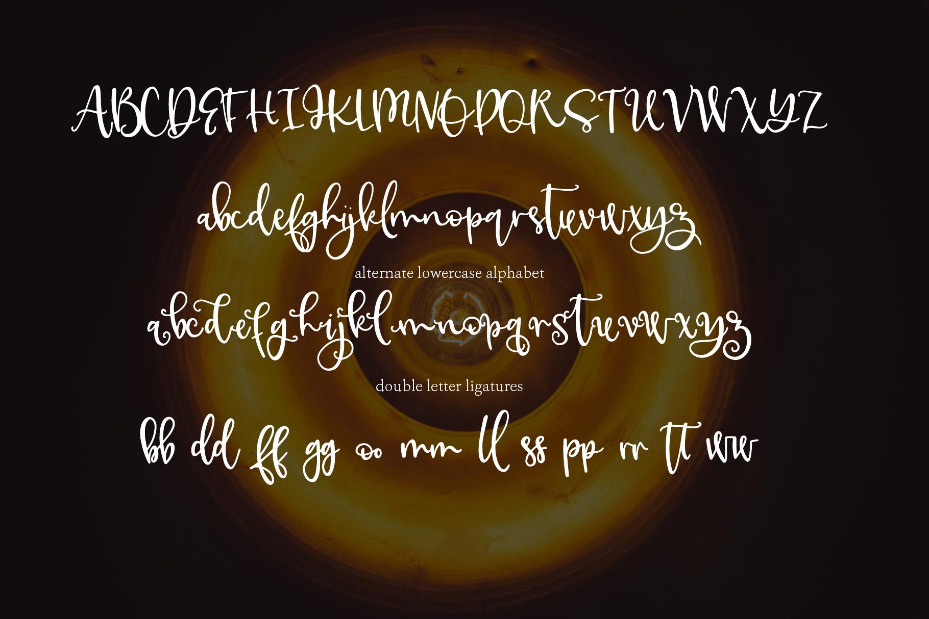 Amberglow example image 2