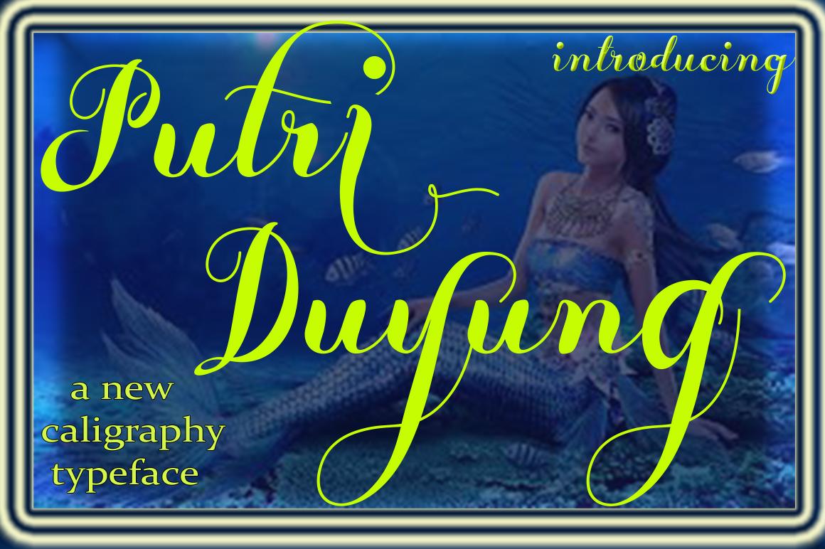 Putri Duyung example image 1