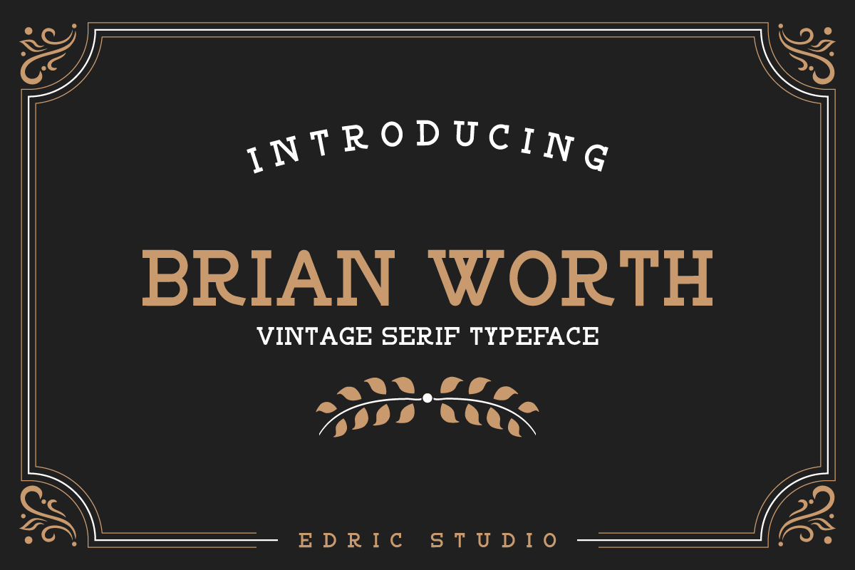 BRIAN WORTH example image 1