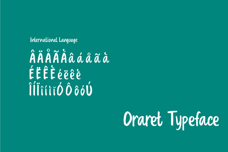 Oraret example image 6