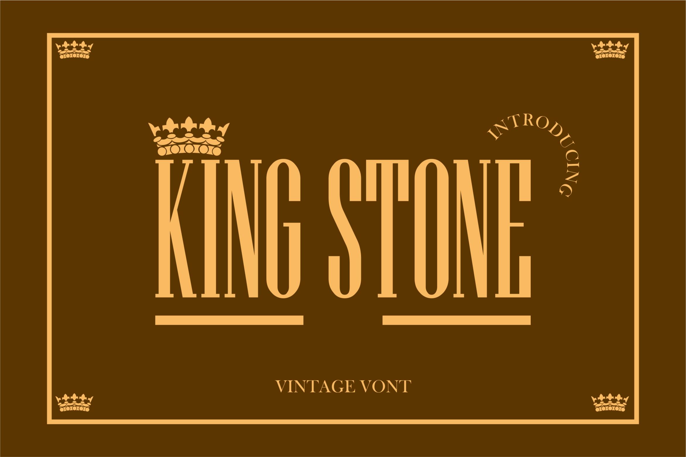 KING STONE example image 1