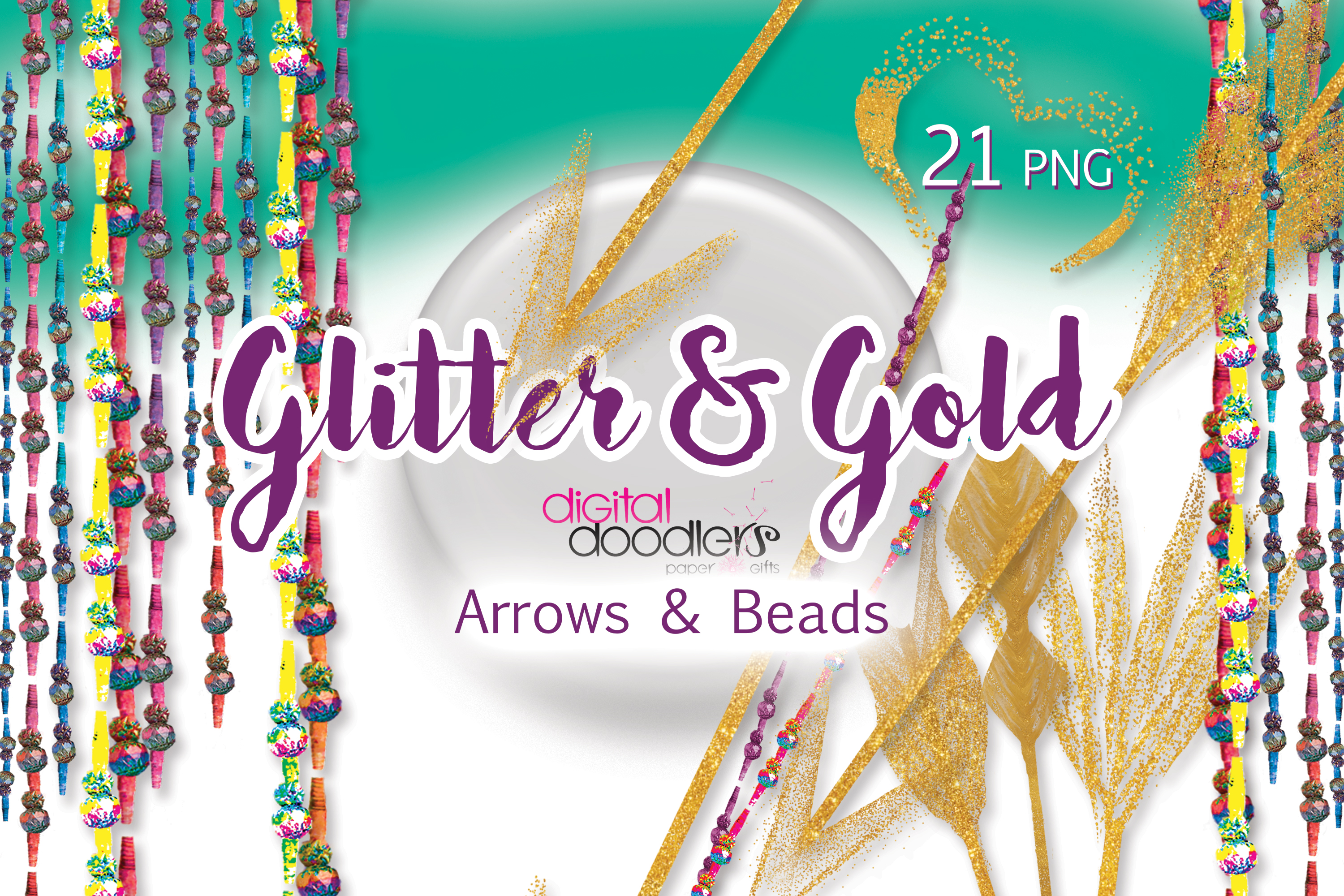 Glitter & Gold example image 1