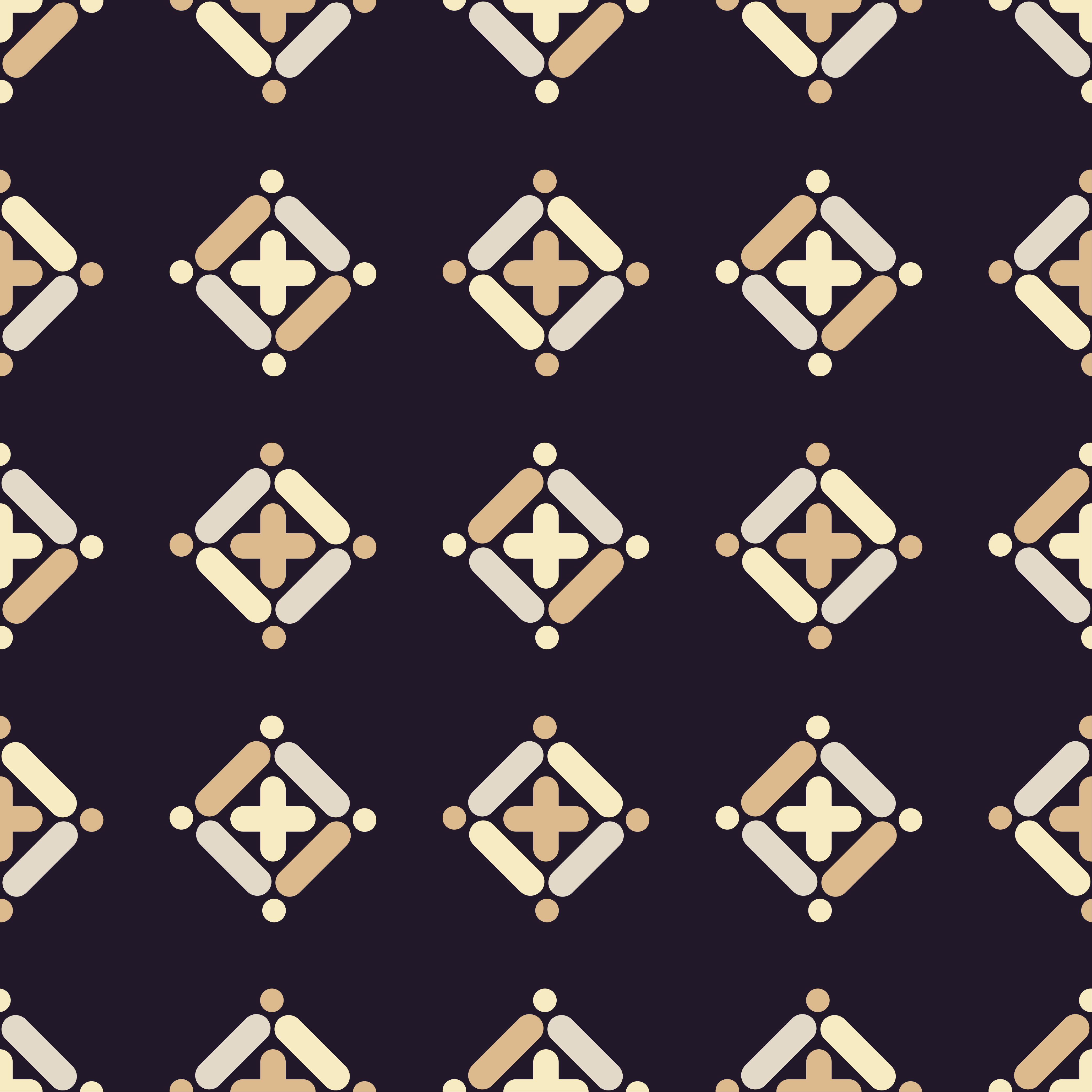 6 Ethnic boho seamless pattern.  example image 4