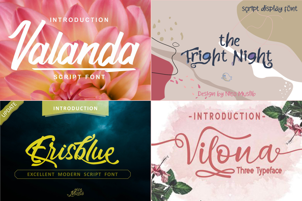 Special Bundle Christmas and New Year||20 Font and more example image 5