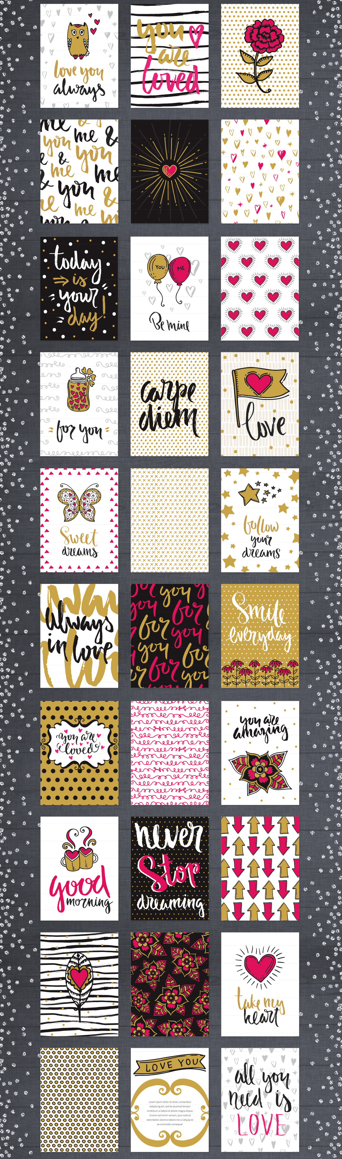 60 Valentine's Day Romantic Cards #4 example image 2