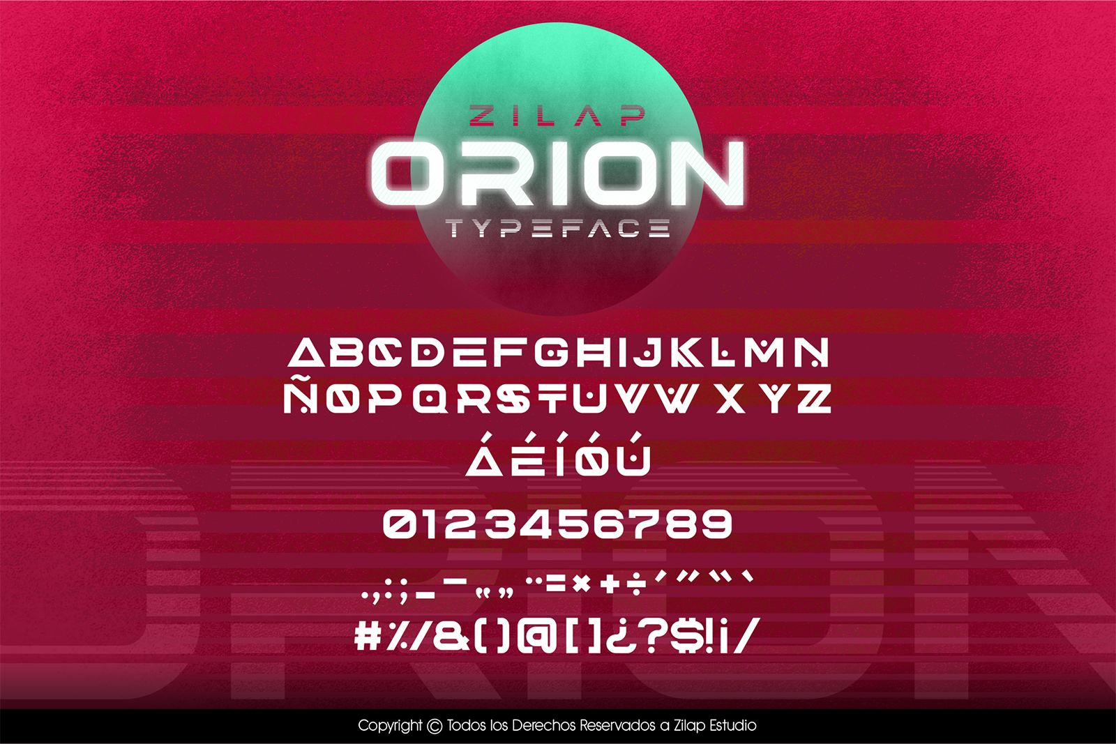 Zilap Orion example image 2