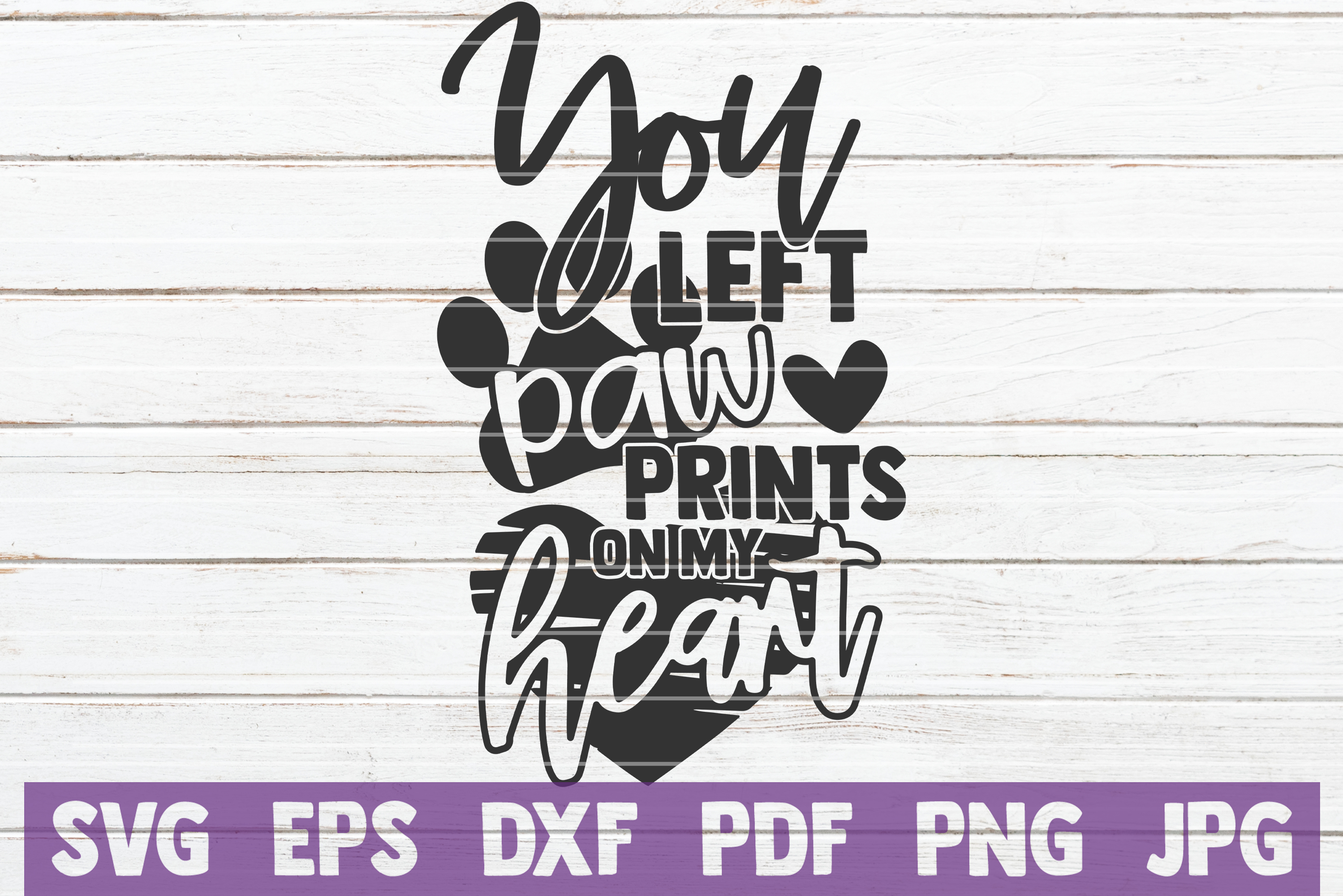 Pet Mom SVG Bundle | SVG Cut Files | Commercial Use example image 4