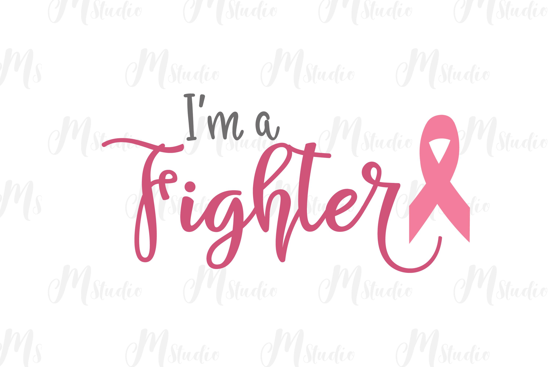 Cancer Awareness bundle SVG example image 12